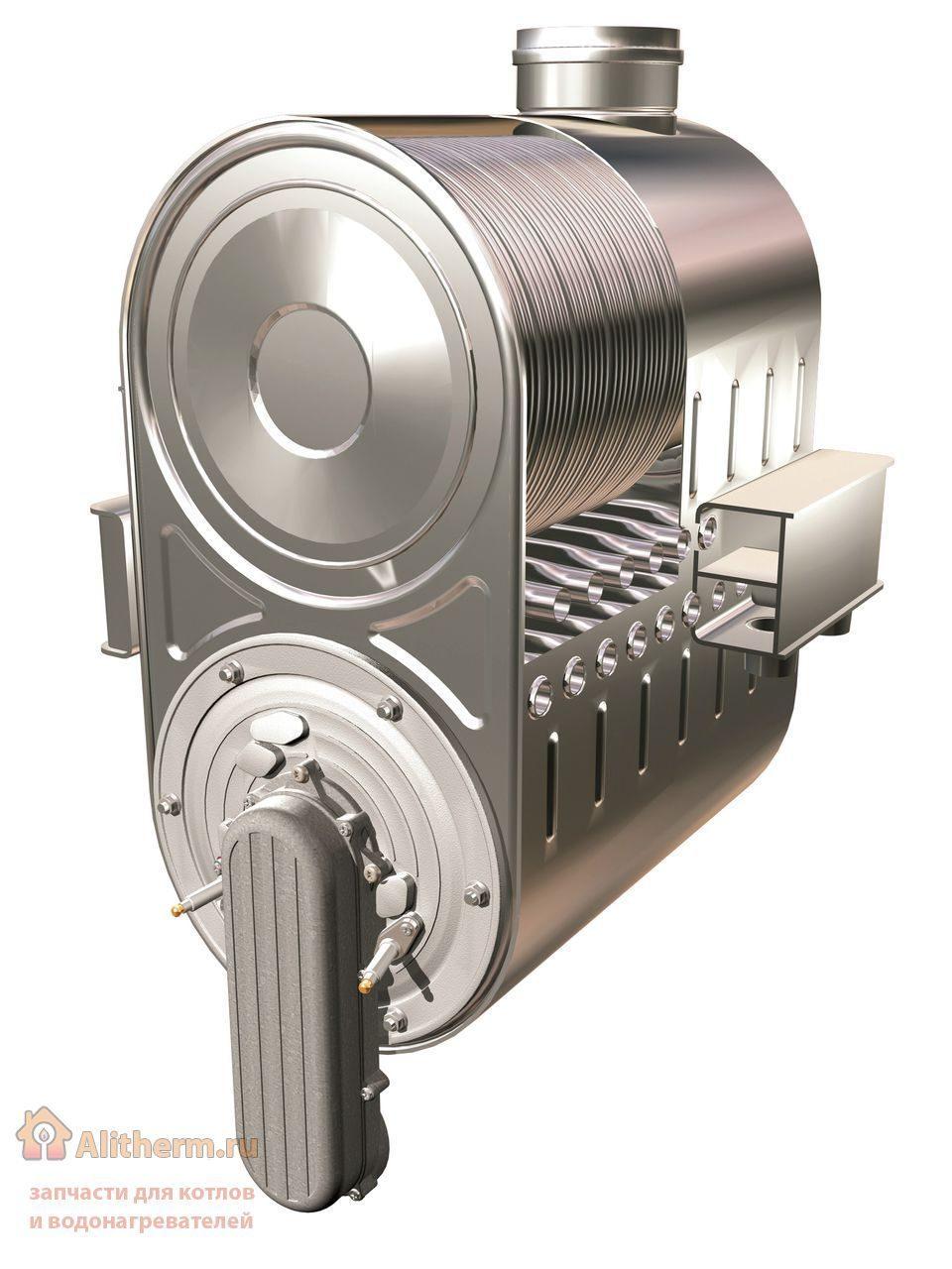 Конденсационный теплообменник котла устройство теплообменника типа труба в трубе